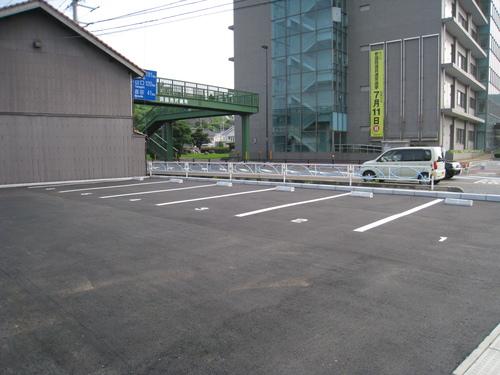 片庭町月極駐車場 | 有限会社 日建 島根県浜田市の総合不動産
